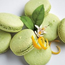 New candle fragrance! Lemon Lime Macaroon - the buttery scent of freshly baked cookies sprinkled with citrus zest.