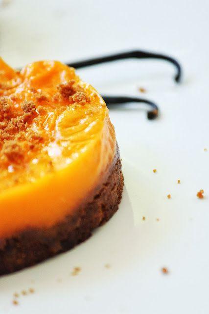 Tartelettes de spéculos aux abricots