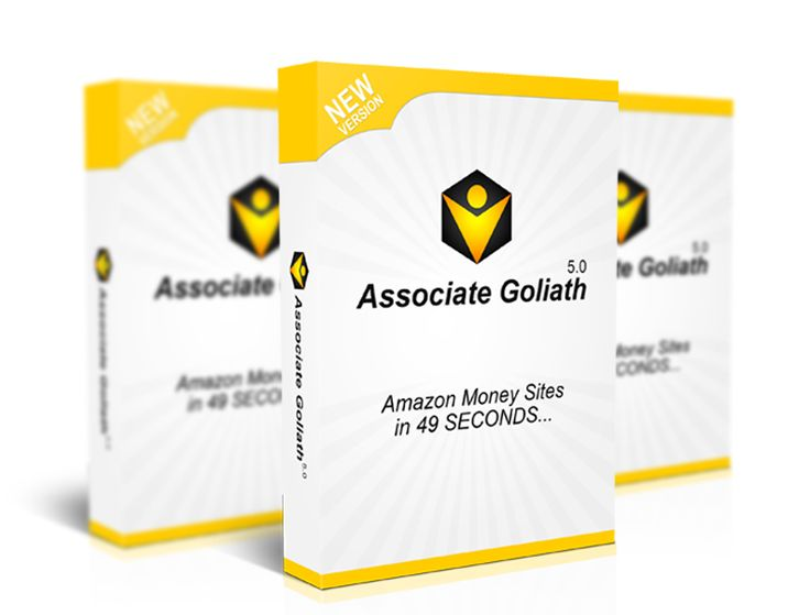 Associate Goliath 5.0 https://www.jvzooproductreviews.com/asglsm Newbie-Friendly WordPress Plugin Creates Amazon Money Sites in 49 SECONDS