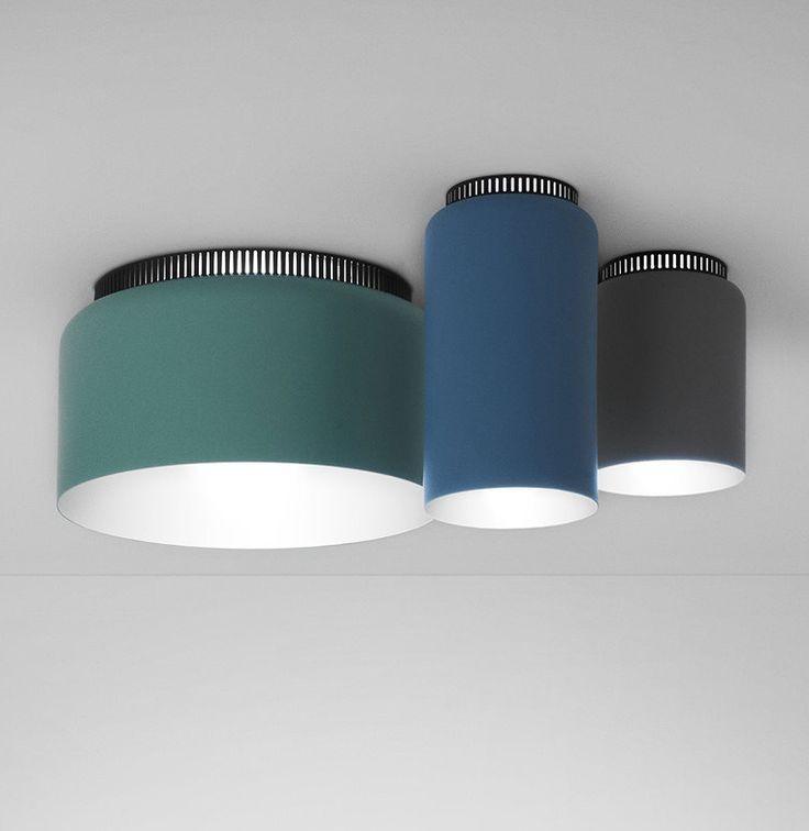 aarhus//Aspen C ceiling #lamp. #Design Werner Aisslinger for B.lux.