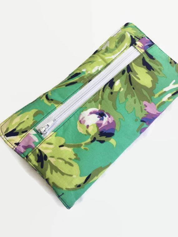 Women's Wallet – Cash Envelopes – Dave Ramsey Cash Envelopes – Credit Card Holder – Money Envelopes