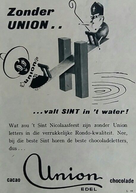 UNION advertentie 1950
