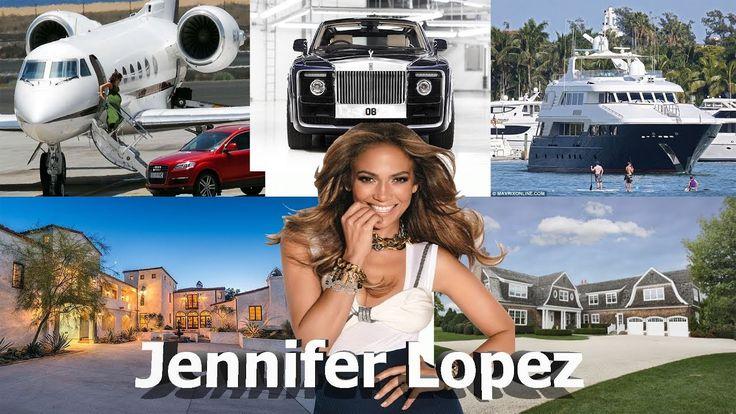 Jennifer Lopez ●Net Worth ●House ●Car ●Jet ●Yacht ●2017★