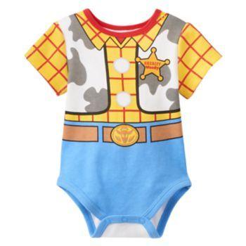 Disney / Pixar Toy Story Woody Bodysuit - Baby Boy