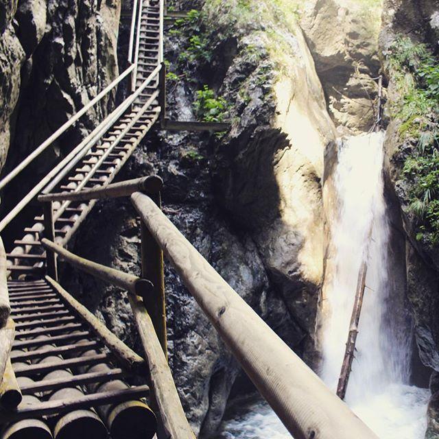 #baerenschuetzklamm #bärenschützklamm #trekking #waterfall #styria #steiermark…