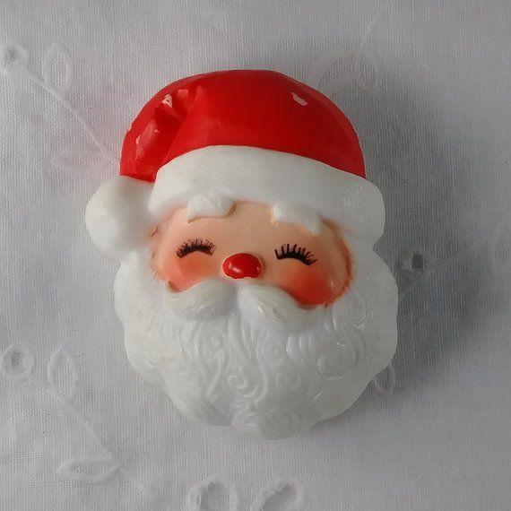 Vintage Hallmark Santa Claus Pin