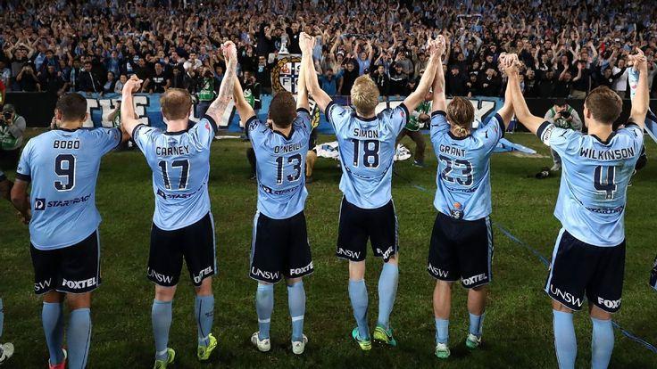 Sydney FC thrash Perth Glory to reach A-League Grand Final