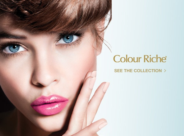 Colour Riche By L Oreal Paris Model Barbara Palvin