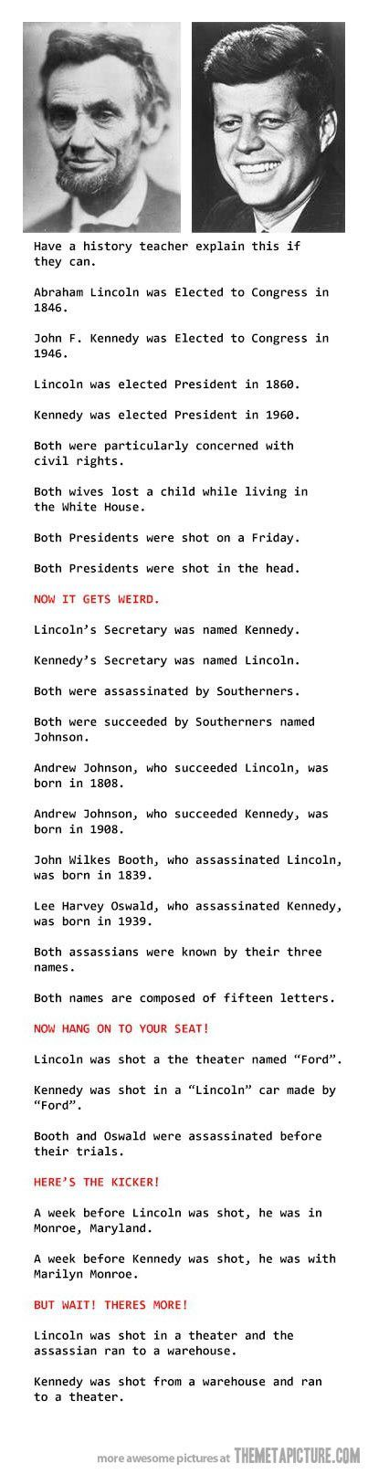 Mind blowing coincidences so glad I found this, I heard about it years ago, weird!