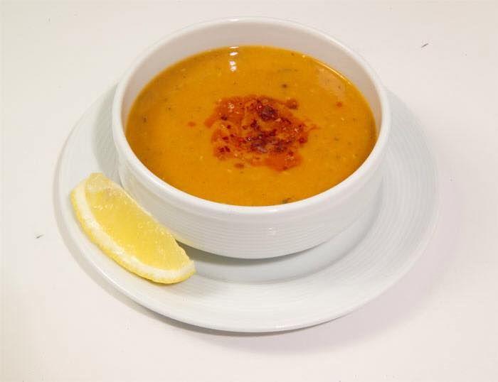 чечевичный турецкий суп