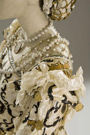 Isabelle de Borchgrave - Une Renaissance en papier.