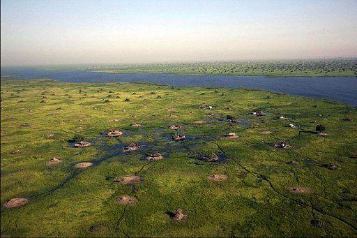 Sudd, Sudan