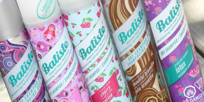 Batiste Dry Shampoo  – Review