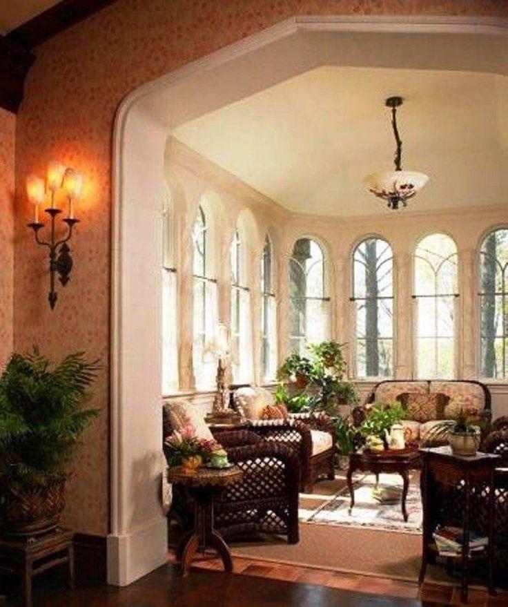 Asheville Model Home Interior Design 1264f: 1000+ Ideas About Tudor Style Homes On Pinterest