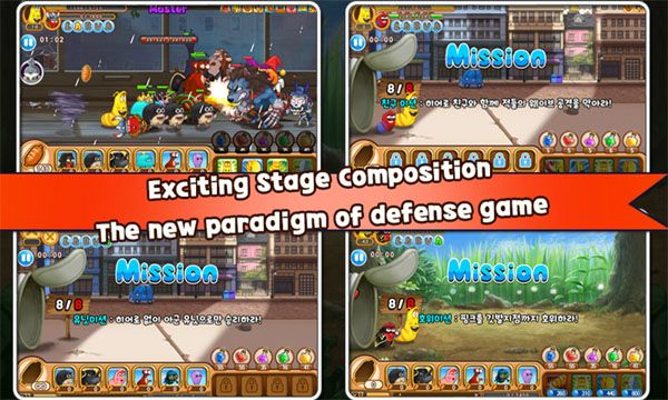 Download Game Larva Heroes: Lavengers 2017 Apk for Android From Gretongan in Action Category
