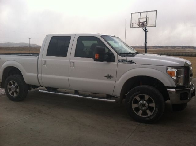 Used 2012 Ford F350  for Sale ($44,499) at Pacific Junction, IA