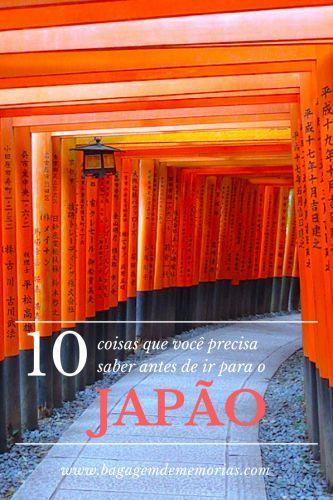 O Japão é um país muito diferente do Brasil. Além da escrita, comida e costumes podem ser um verdadeiro choque cultural. Veja algumas dicas importantes para deixar sua viagem ao país do sol nascente ainda mais proveitosa e transformar cada diferença em um novo e interessante aprendizado.