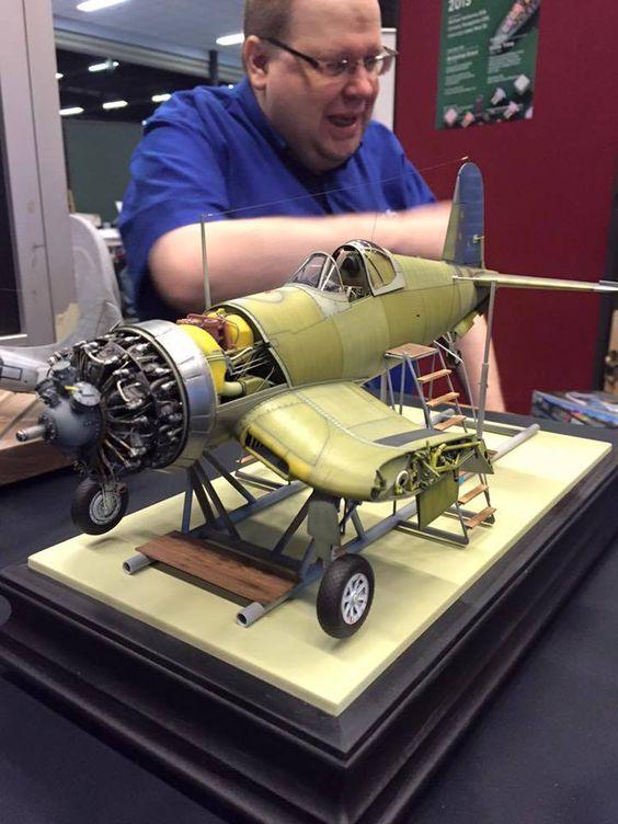 324 Best Vought F4u Corsair Scale Model Images On