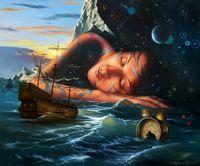 Amfitryta mit.grecka - bogini i królowa mórz. Niektórzy mówią, że była to…