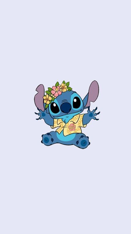 Iphone Wallpaper – Stitch –