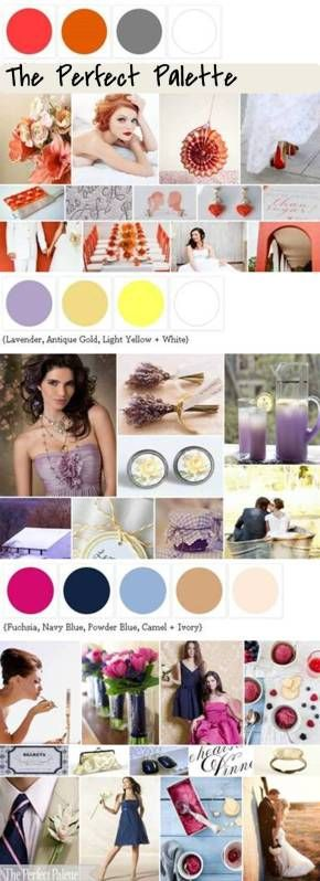 {Pantone Color Report}: Spring 2012 via The Perfect Palette ☛ http://ow.ly/6BNFD LOVE