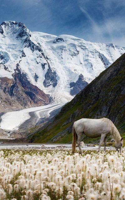 Valley of Unicorns, Kyrgyzstan