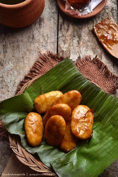 Gemblong - Sweet Glutinous Rice Fritter | mommylicious
