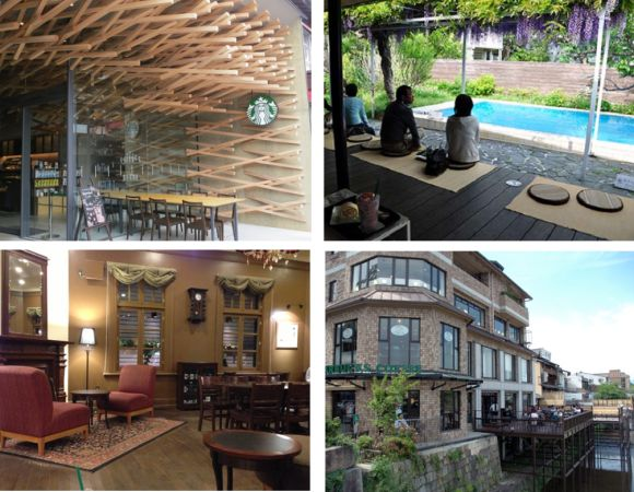 Five amazing Japanese Starbucks locations that let you keep sightseeing as you take abreak