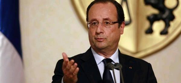 Tak Sengaja, Polisi Penembak Jitu Lontarkan Tembakan Saat Presiden Perancis Berpidato