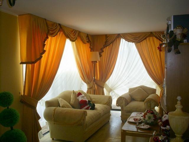 Tipos de cortinas modernas, marca tu estilo