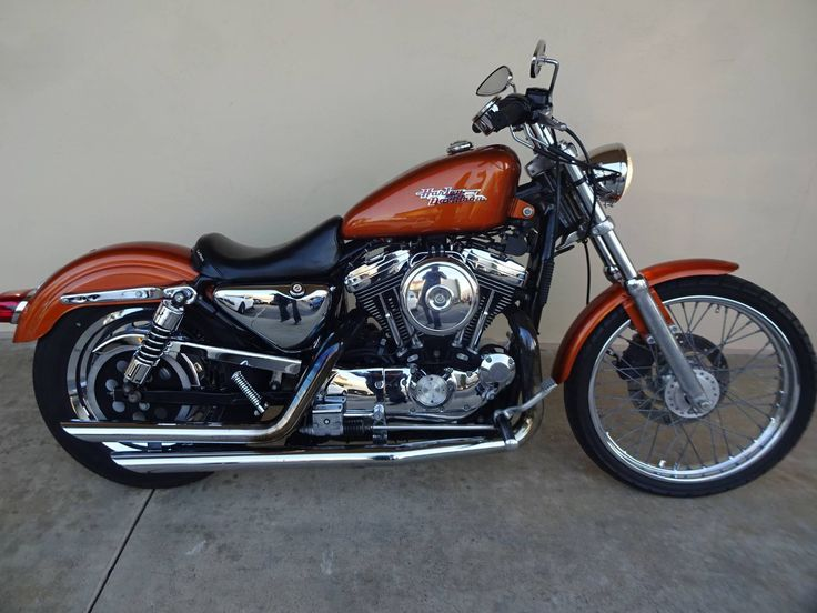 Check out this 2000 HarleyDavidson XL 1200C Sportster