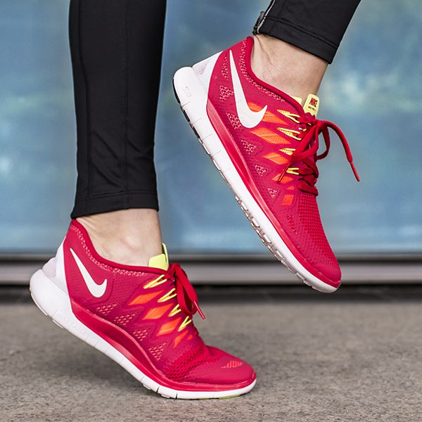 Buty do biegania Nike Free 5.0 W #sklepbiegowy
