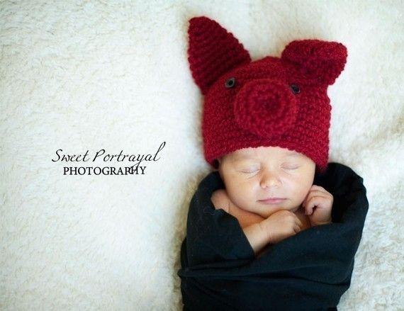 Razorback hat-my children will wear these!