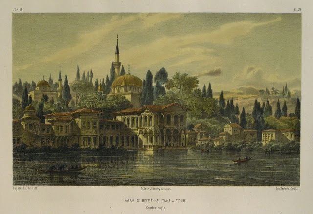 """Eyüp via nevin kurtay  """"Preserve, reserve, serve; the life and times of istanbul at the heart of historical center."""" www.armadaistanbul.com www.armadaistanbulculture.com"""