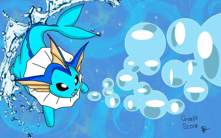 Vaporeon FAF by GunRaider on DeviantArt