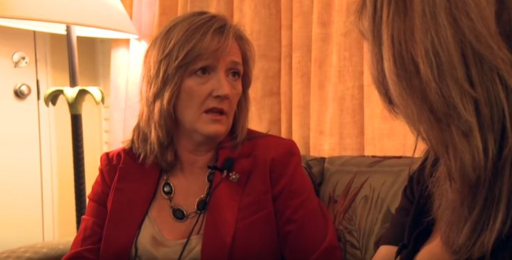 Leslie Phillips Tells Of Child's Vaccine Autism Story & Breaks My Heart