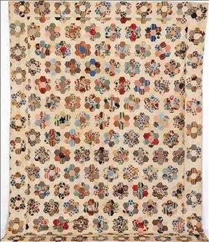 couvre-lit de patchwork
