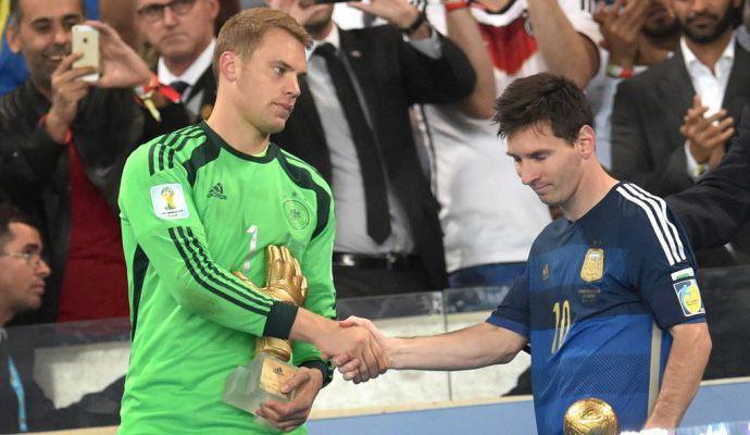 Messi non sbaglierà un'altra finale