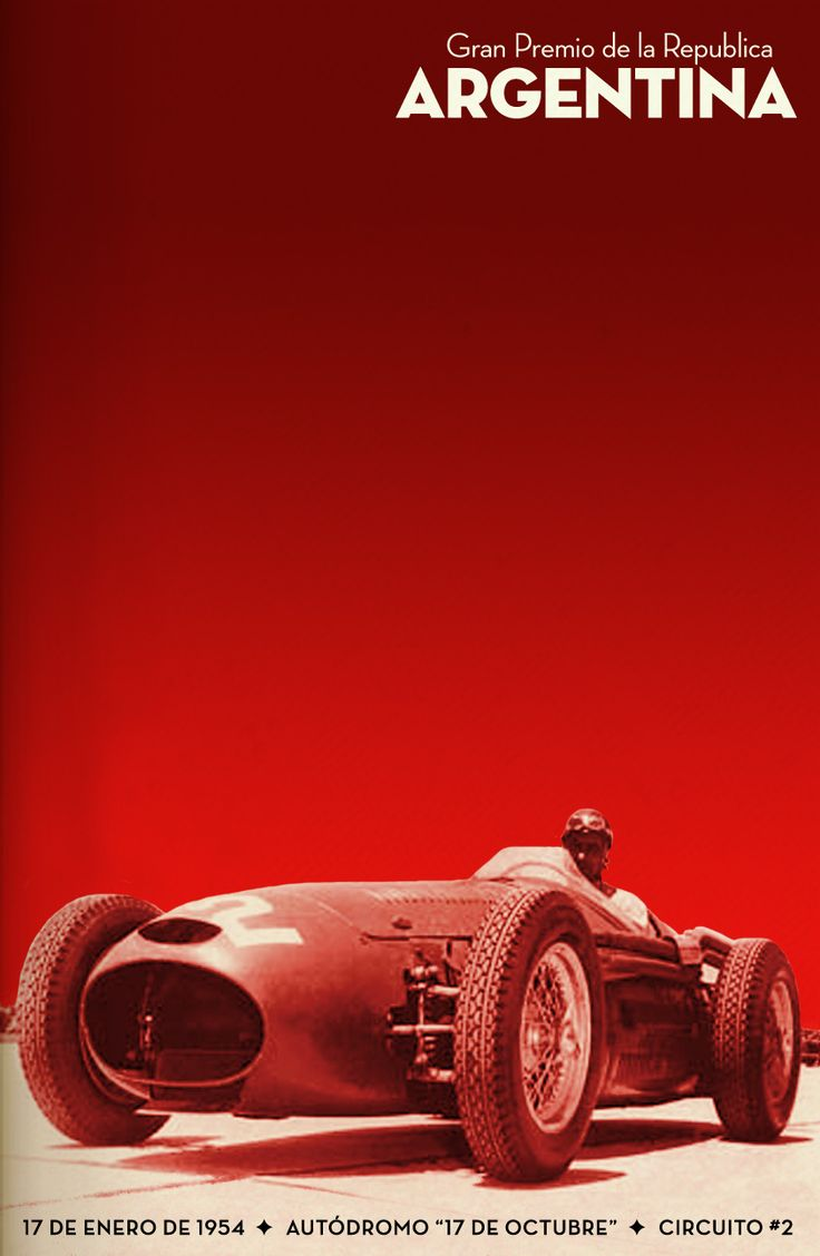 Argentina Grand Prix 1954
