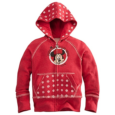 Mickey Mouse Club Hoodie for Girls