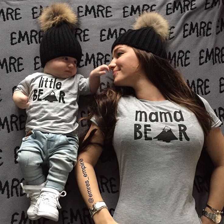 """⠀⠀⠀⠀⠀⠀⠀⠀⠀⠀ ⠀⠀Emre's Empire on Instagram: """"#myfirstmothersday #matchingtops by…"""