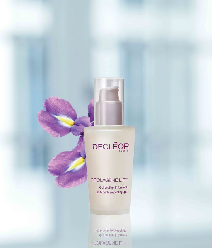 DECLÉOR have created an exfoliator with fruit acids, and no harsh beads, specially formulated to treat and gently exfoliate mature skin as part of the new PROLAGÈNE LIFT range.