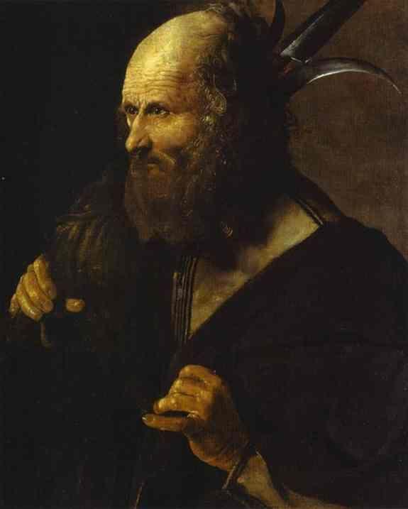 Saint Jude Thaddeus -Pray for us!