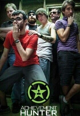 Achievement Hunter  This is my favorite picture.