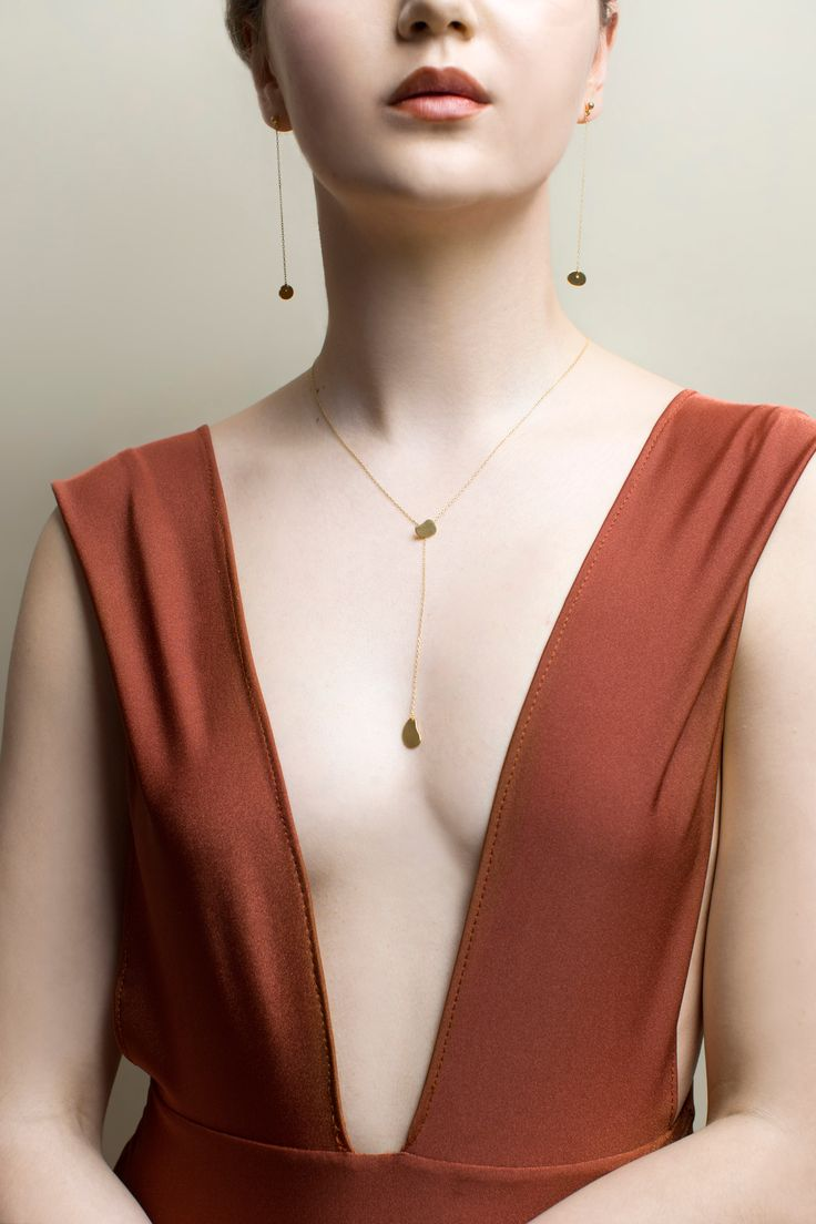 rett frem | necklace Untitled No.3 art collection | photo: Magdalena Czajka