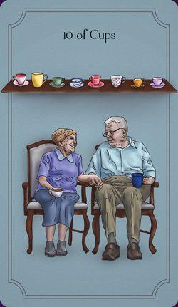 The Charming Tarot -If you love Tarot, visit me at www.WhiteRabbitTarot.com