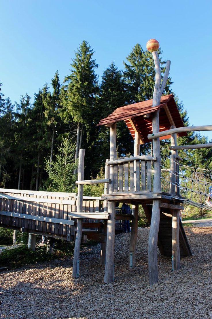 Wald-Wipfel-Weg Maibrunn Sankt Englmar Toller Ausflug mit Kindern