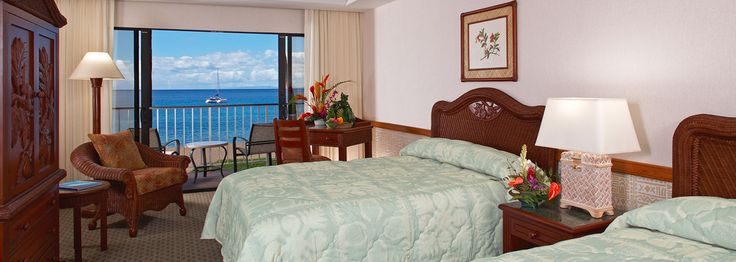 Kaanapali Maui Accommodations | Ka'anapali Beach Hotel - Accommodations | Lodging in Maui