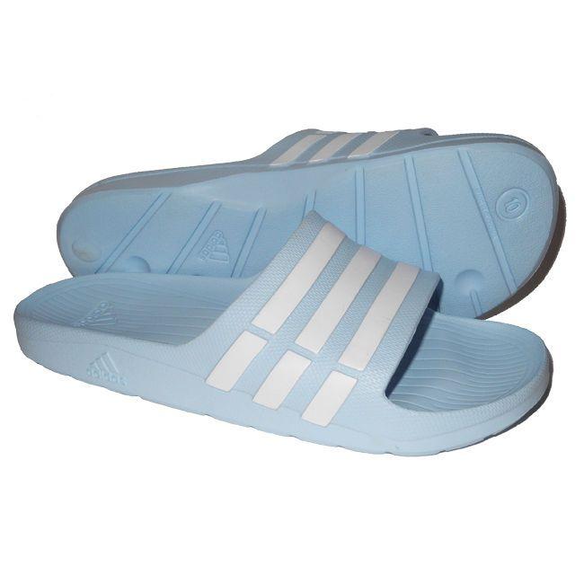 Adidas Duramo Slide Herren Bade Schlappen Adilette Badelatschen