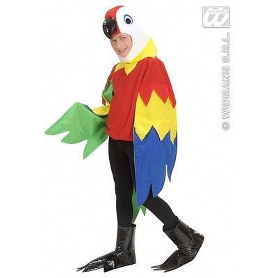 #Unisex boys #girls parrot #costume for animals birds tropical pirate fancy dress,  View more on the LINK: 	http://www.zeppy.io/product/gb/2/301803405510/